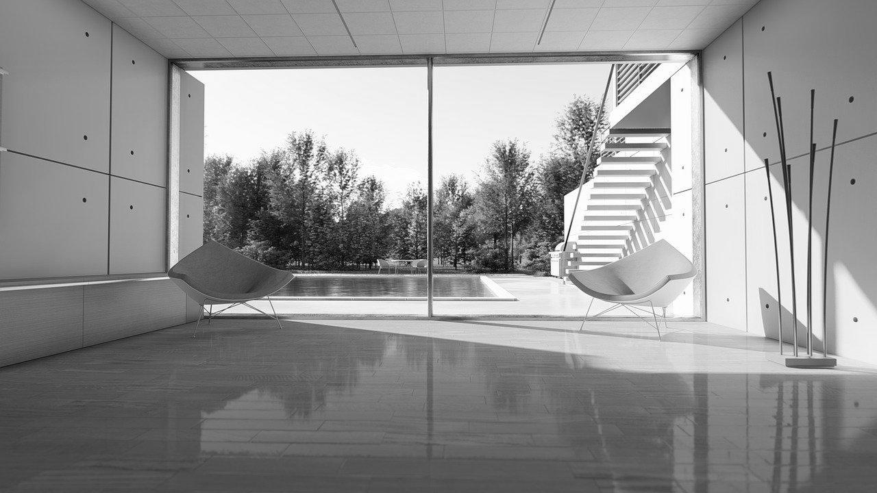 pool house moderne Cher 18