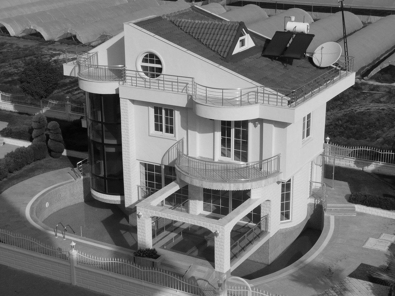 pool house moderne Drôme 26