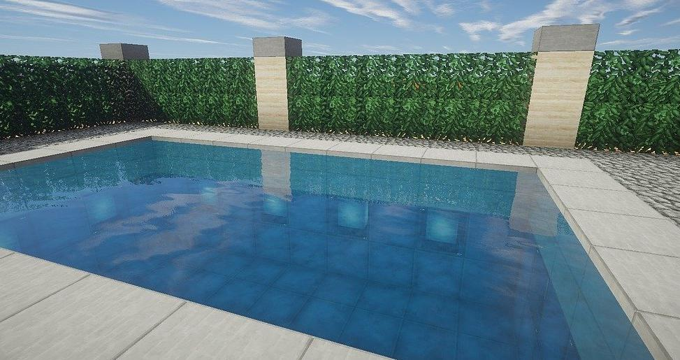 pool house moderne Gard 30