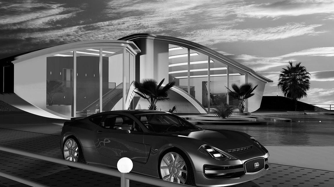 pool house moderne Haut-Rhin 68