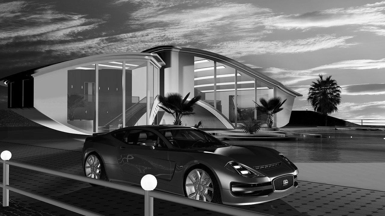 Pool house moderne Isère 38