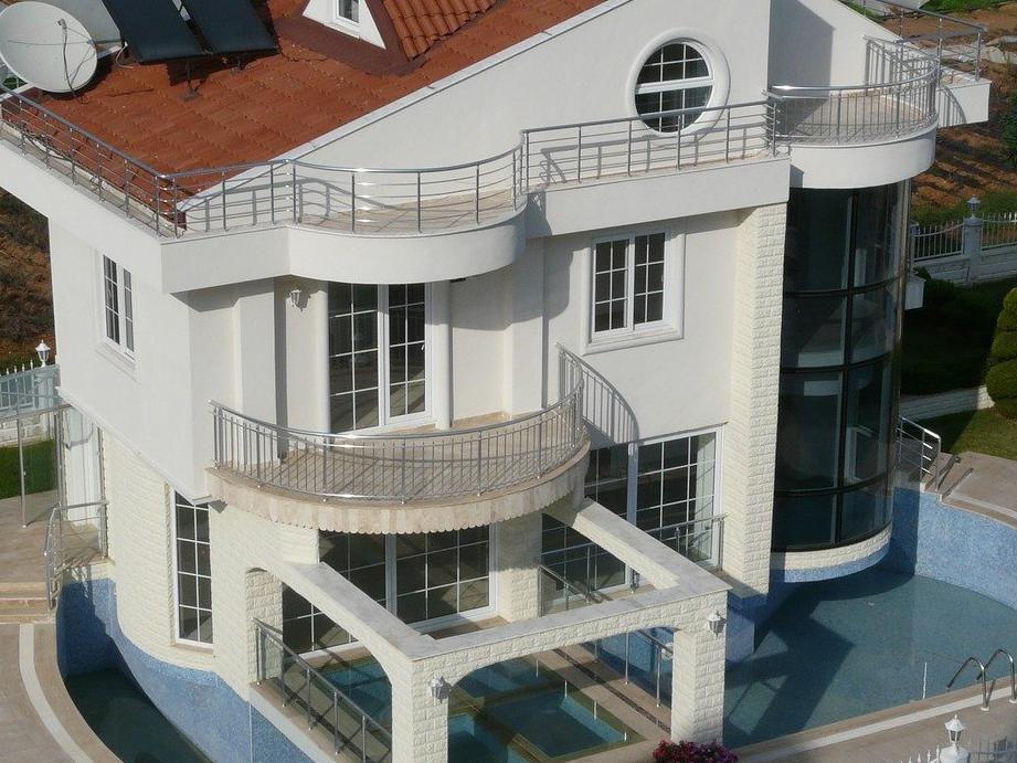 pool house moderne Mayenne 53