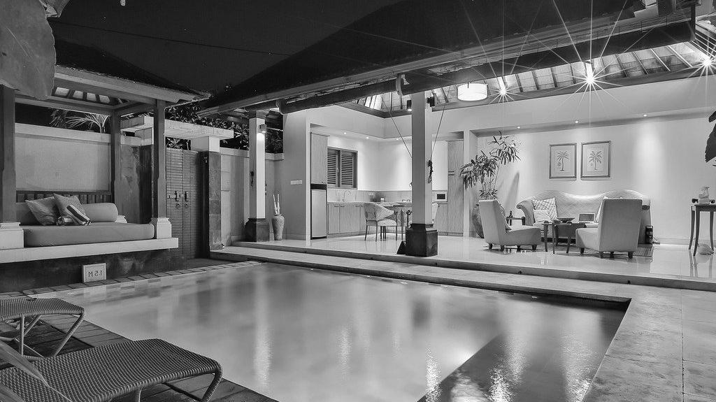 Pool house moderne Morbihan 56