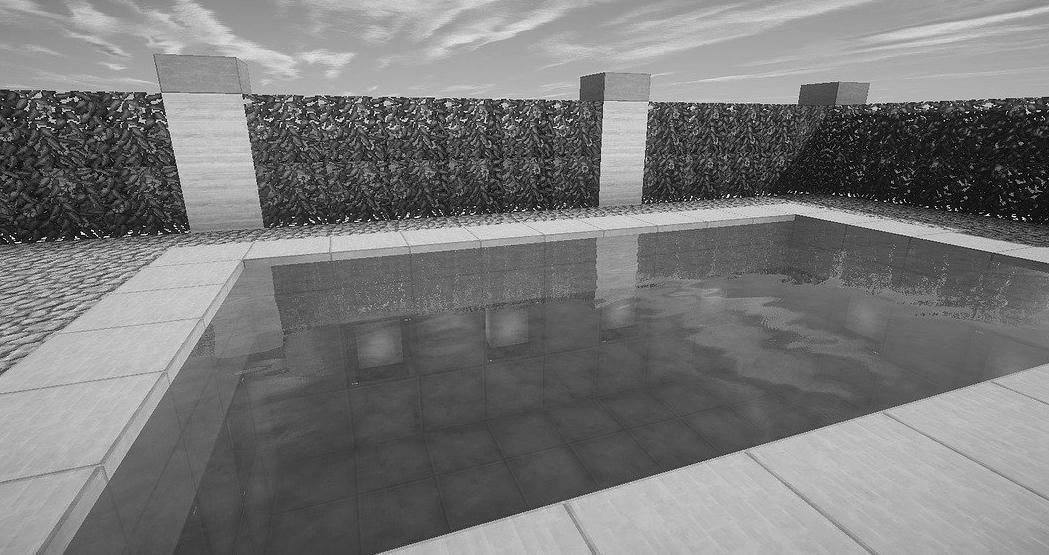 Pool house moderne Orne 61