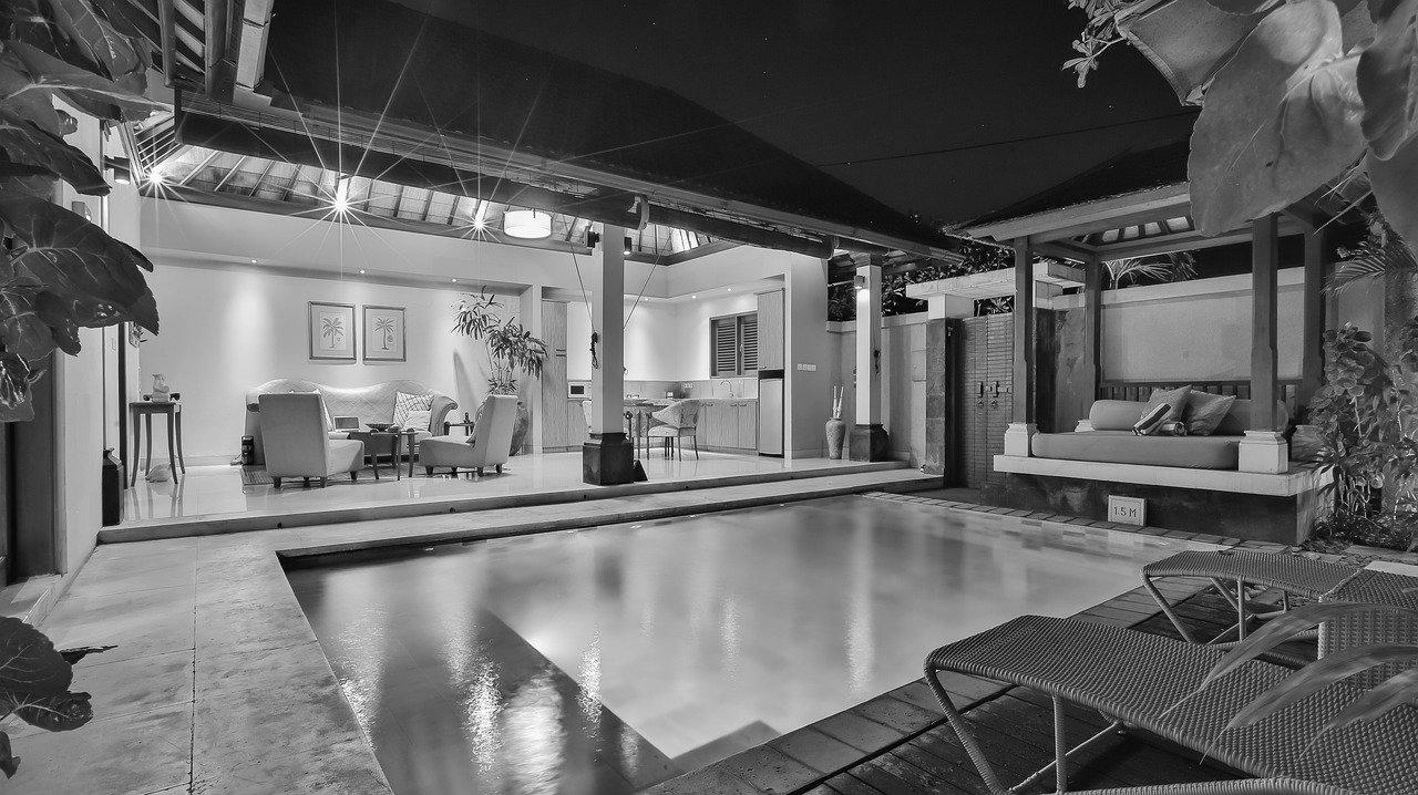 pool house moderne Var 83